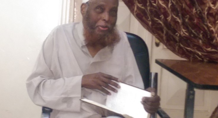 Taariikhda Sheekh Shariif Cabdi Nuur   Somali Wiki